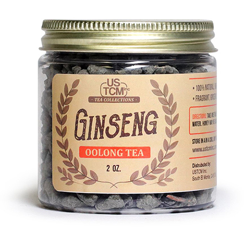 Ginseng Oolong Tea 2oz
