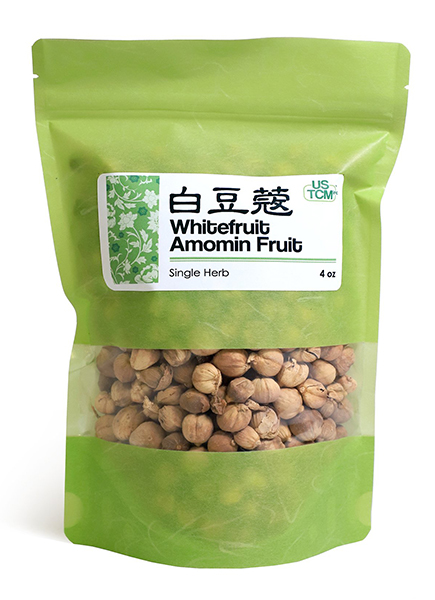 White Fruit Amomin Fruit Bai Dou Kou