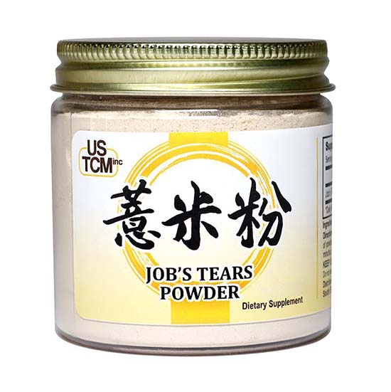 Job's Tears Powder 4oz