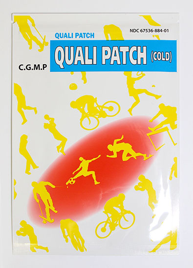 Quali Patch Cold 2 Patches