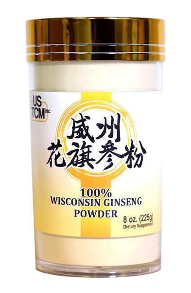 Wisconsin Ginseng Powder 8oz